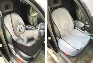 Гамак на переднее сидение для перевозки собак