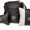 Подарочный набор (термосумка 20л, подушка на подголовник, декоративная подушка), VOLKSWAGEN