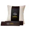 Подарочный набор (подушка декоративная+накладки на ремень безопасности), OPEL