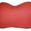Подушка под спину увеличенная красная