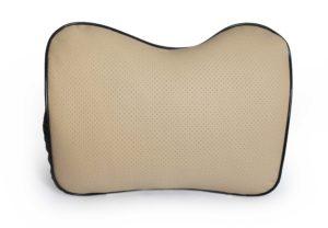 Подушка под спину увеличенная бежевая