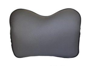 Подушка под спину увеличенная серая