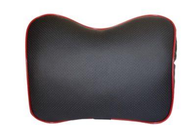 Подушка под спину увеличенная черная