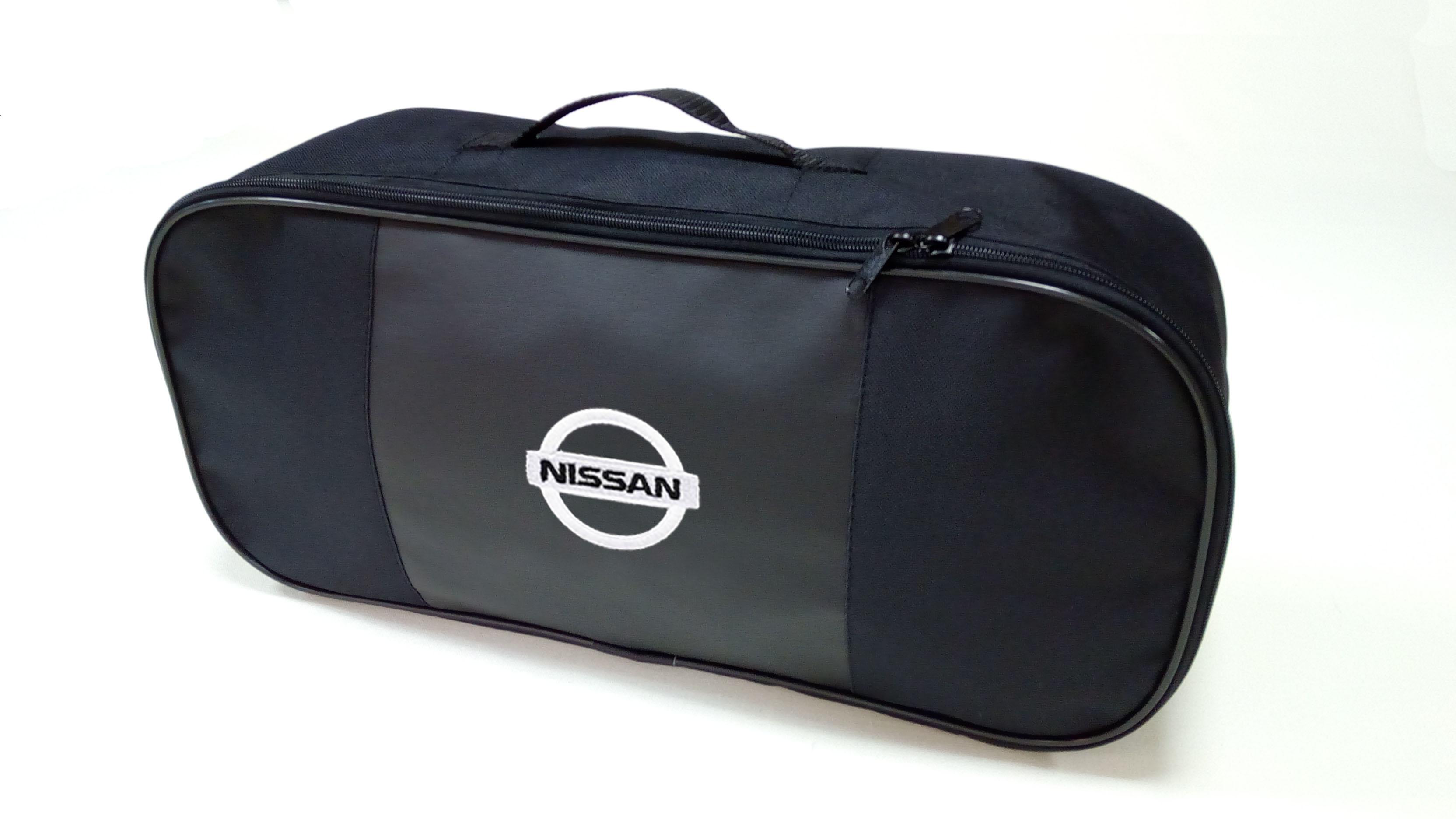 Набор аварийный в сумке с логотипом NISSAN