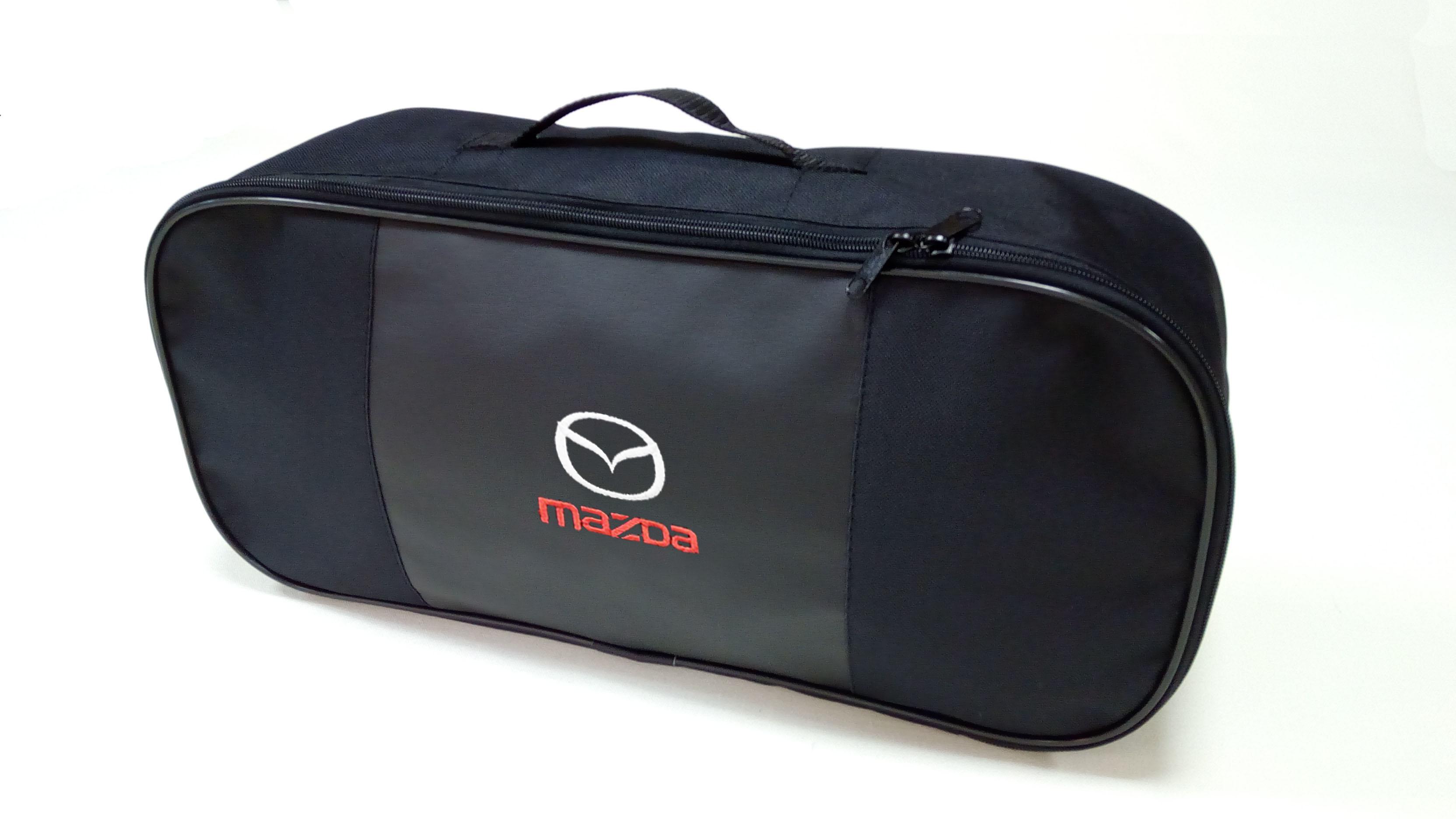 Набор аварийный в сумке с логотипом MAZDA