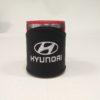 Термокружка в чехле из экокожи с логотипом HYUNDAI