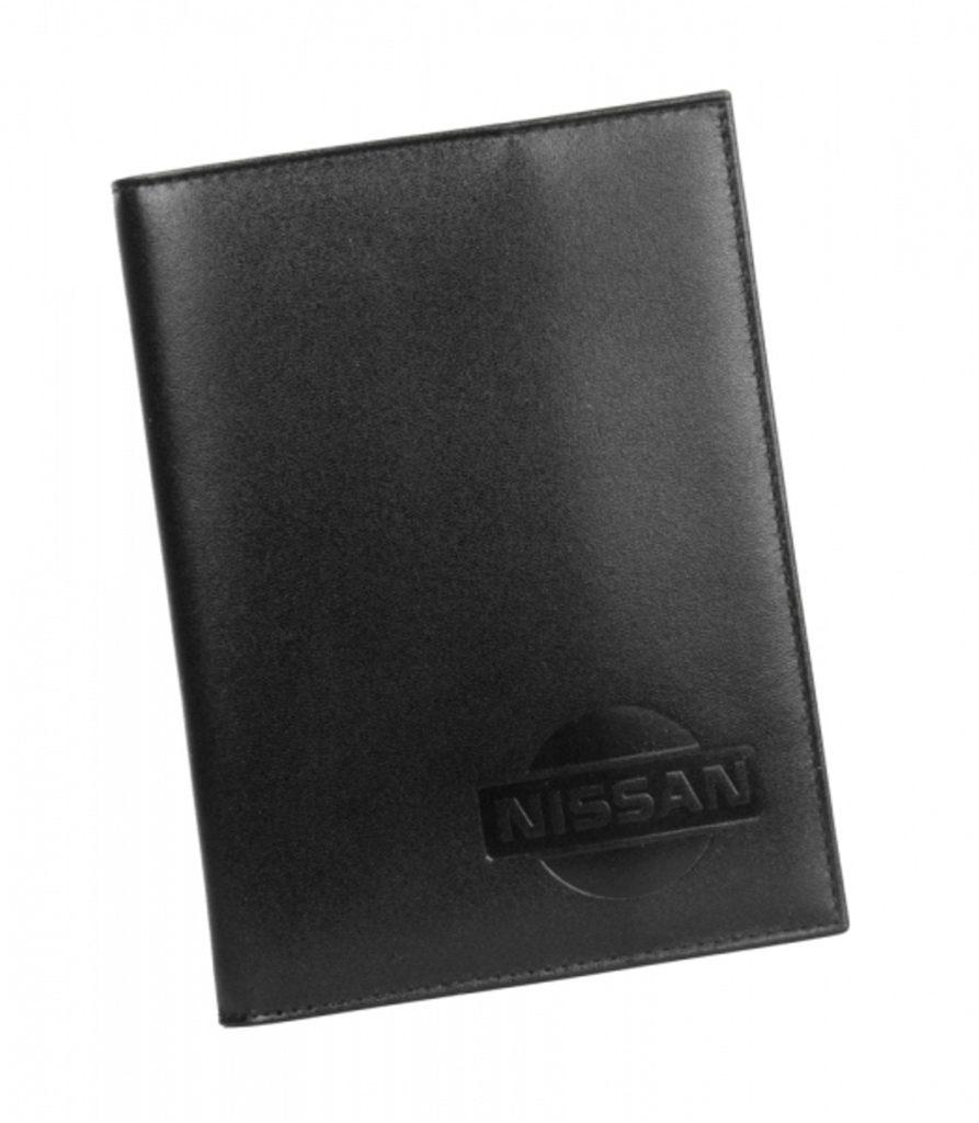 Обложка для автодокументов NISSAN