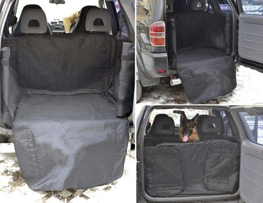 гамаки в багажник (простой, тонкий и трехслойный усиленный)